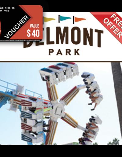 Belmont Park Voucher